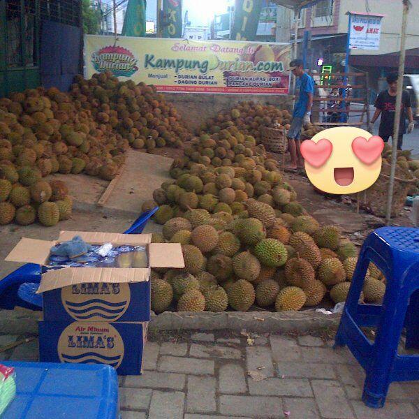 Durian Bulat